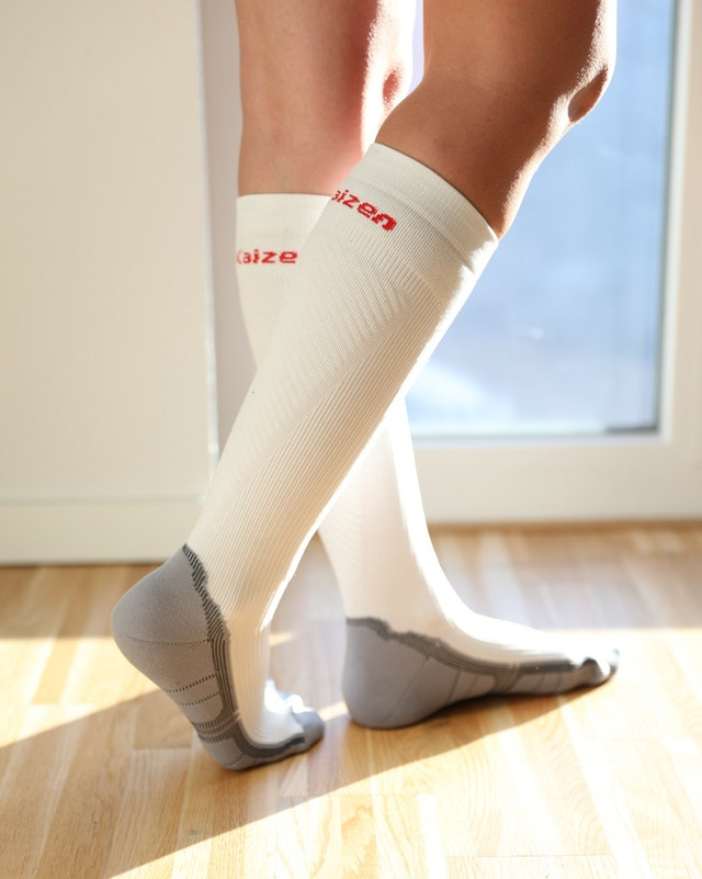 are compression socks good for running